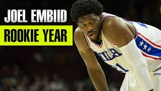 Joel embiid - rookie year mix