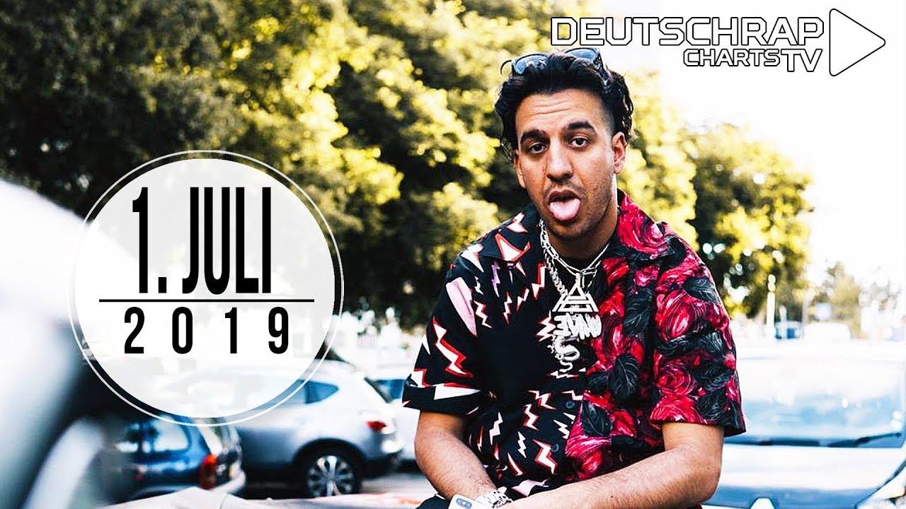 Charts Juli 2019