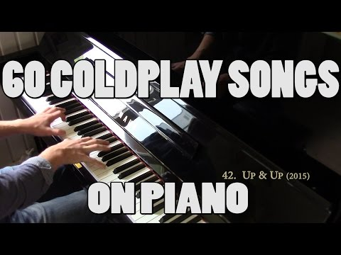 60 Coldplay Songs in One Take !