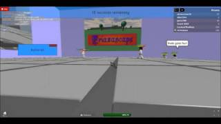 Martial Arts Battle Arena roblox battle: Victorpops VS LockoutTheNinja