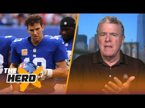 Should the Giants and Steelers draft a quarterback in 2018? Peter King weighs in   THE HERD
