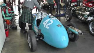 1951 Pierce MG Formula 1 Car