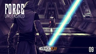The Force Unleashed - To już koniec.. czy na pewno? [HOLOCRON PLAY] 08