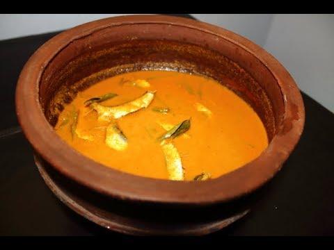 Matthi Curry   Sardine Curry   Fish Curry