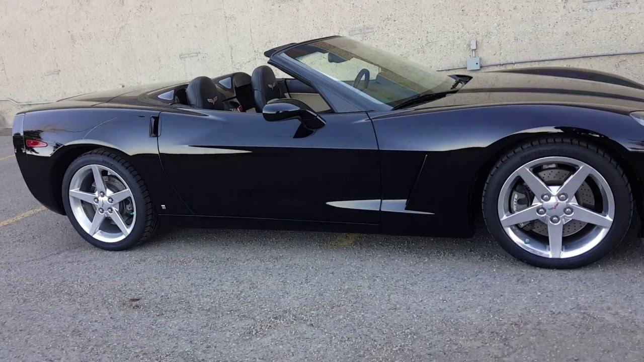 2008 Corvette Z51 Convertible For Sale at Buyavette® - Atlanta ...
