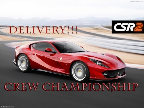TAKING DELIVERY OF FERRARI 812 SUPERFAST | CSR RACING 2
