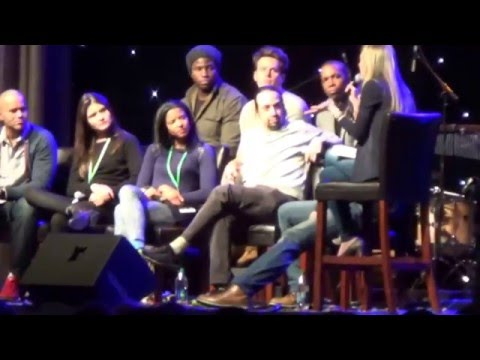 BroadwayCon 2016 - History is Happening In Manhattan: The Hamilton Panel