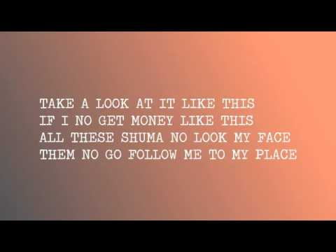 The Money Lyrics Video by DavidO Ft Olamide Official360p