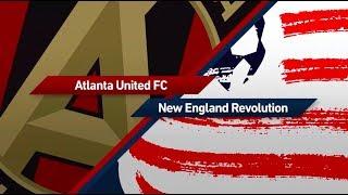 HIGHLIGHTS: Atlanta United 7-0 N.E. Revolution