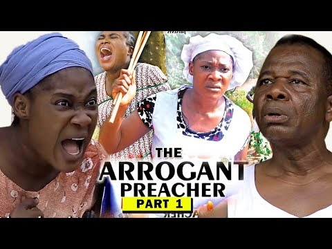 THE ARROGANT PREACHER PART 1 - Mercy Johnson New Movie 2019 Latest Nigerian Nollywood Movie Full HD thumbnail