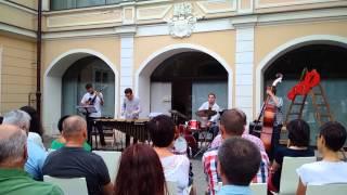 Vid Jamnik & Mediterranean Connection at Jazz Ravne 2015