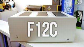 Streacom F12C - Premium Aluminum PC Case Review