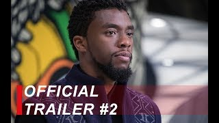 Black Panther | Official Trailer | English