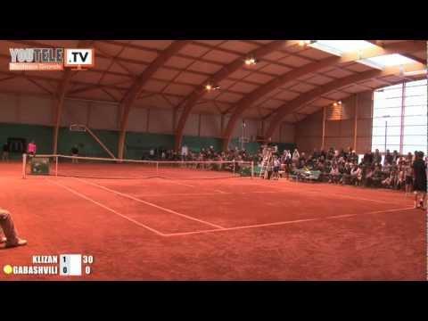 FINALE 2012 Tournoi Primrose BNP PARIBAS Bordeaux