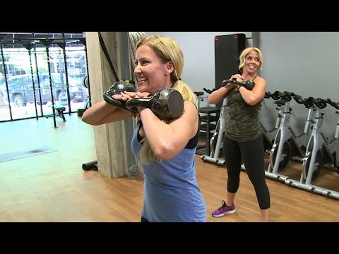 Work out with The Real Housewives of Dallas