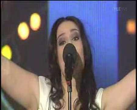 Hanna Marsh - Eurovision 2008 Finnish Semi-Final