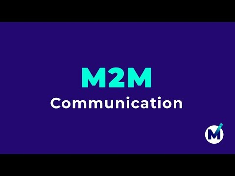 What Is M2M Communication?