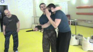 Семинар в Москве - треннинг противодействие ножу.Workshop in Moscow - Subject counter knife.