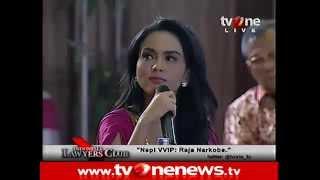Indonesia Lawyers Club Freddy Raja Narkoba  Lapas Cipinang 30 Juli 2013 Part1/9