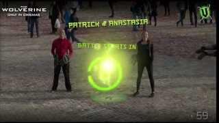 V Tokyo Fury Live - Patrick & Anastasia