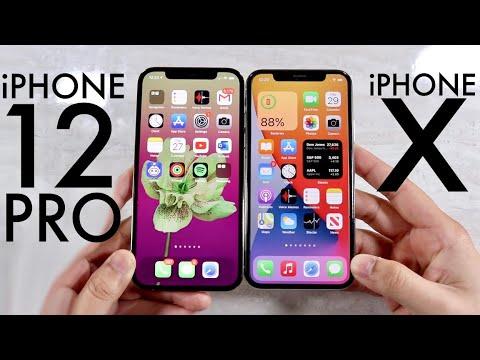 iPhone 12 Pro Vs iPhone X! (Comparison) (Review)