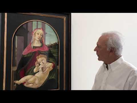 Edouard Carmignac speaks about his Botticelli