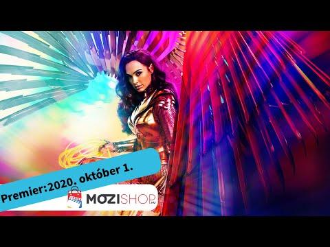 youtube filmek - Wonder Woman 1984 - magyar szinkronos előzetes #2 / Fantasy Kaland Akció