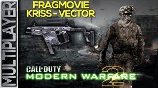 Multiplayer - CALL OF DUTY MW2 - FragMovie Kriss Super V - [Vector]