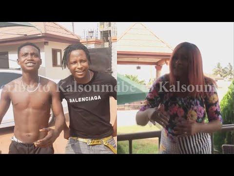 KALSOUME Stops KELVYN BOY From Signing SHOWBOY😂😂😂(Kalsoume Sinare Funny Movie Clip)