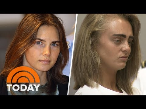 Amanda Knox Says Michelle Carter 'Wrongfully Convicted' In Texting Suicide Case   TODAY