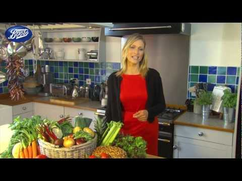 Diabetes & nutrition: What are the healthy foods?