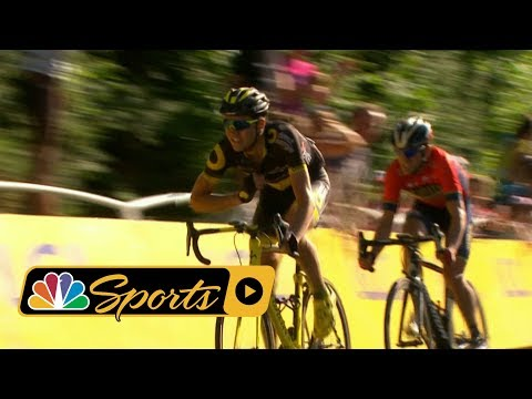 Tour de France 2018: Stage 10 finish I NBC Sports