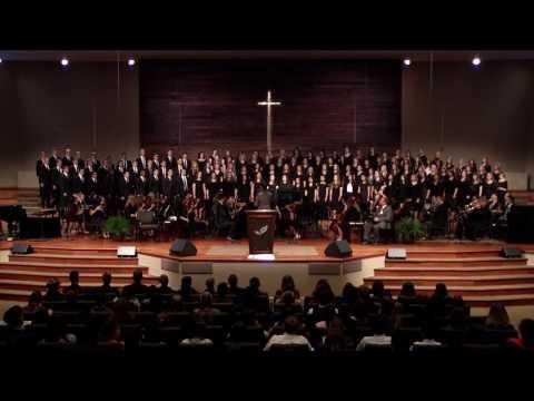 West Coast Baptist Choir: Jesus, Draw Me Ever Nearer