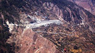 Talcha Airport: Precarious yet astonishing to look at