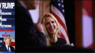 OH NO Ann Coulter Just Stabbed Donald Trump In The Back! This Is Bad…