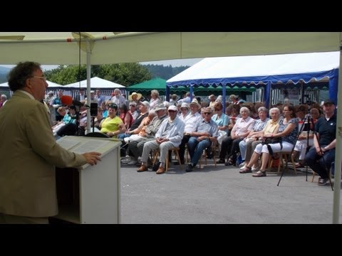 NRW-Ostpreußentreffen 2013: Eröffnung durch Dr. Dr. Ehrenfried Mathiak