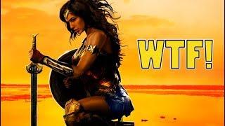 Cosas que no tienen sentido en Wonder Woman
