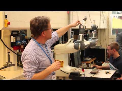 Offline Robot Compensation: The COMET Project in Sweden