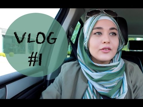 Vlog #12 Weekly#1 (Spectacle à Genk, Weekend à Metz...) | Muslim Queens by Mona