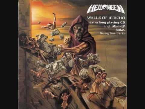 helloween - walls of jericho/ride the sky