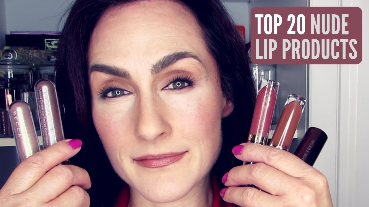 MUST HAVE LIP GLOSSES : MY GO TO NUDE /PINK & CLEAR