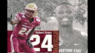 24 Strong Week: Robert Grays Remembrance