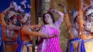 Nita Ambani's Dance on Krishna Bhajan at Akash-Shloka Wedding