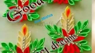 New Good night status Hindi song