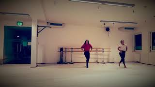 Commercial Dance Practise