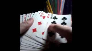 Как мухлевать в карты в дурака +бонус