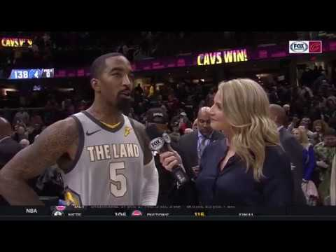 After LeBron James buzzer-beater, JR Smith says Cavs will be alright