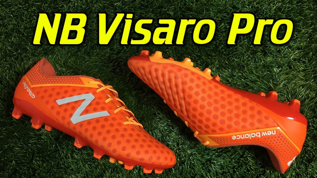 utterly stylish fashion styles temperament shoes Wide Fit New Balance Visaro Pro Lava/Impulse/Fireball - Review + ...