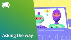 Asking the way & giving directions | Englisch | Wortschatz