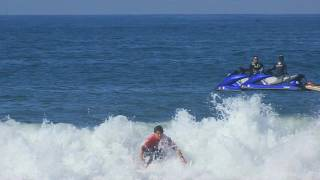 Surfing HB Pier 7/29/17 thumbnail